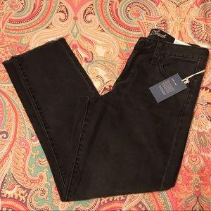 BRAND NEW Universal Thread Black Jeans, Sz. 00 Reg